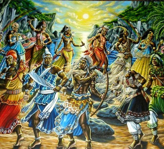 Who are the Orishas? - DJONIBA Dance Center