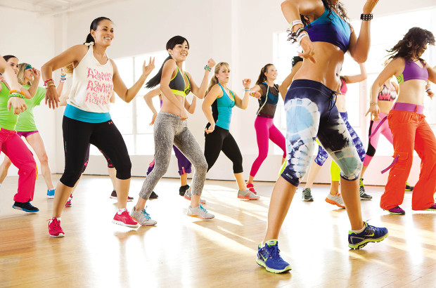 Zumba classes in new York