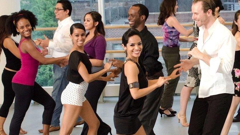 Bam dance africa